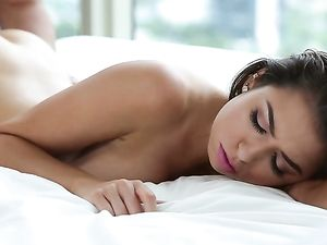 Hot Massage And Hardcore Sex For His Girlfriend