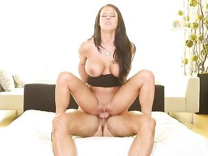 Peta Jensen Seduces Him With Her Little Black Dress